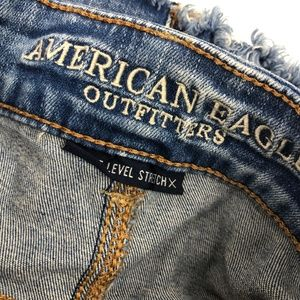 American Eagle Outfitters Skirts - American Eagle Festival Denim Skirt